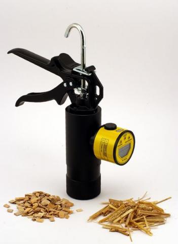 Tanel WTR-1N Fugtighedsmåler til træ og stråmateriale - Fugtighedsmålere - Thrane maskiner ApS